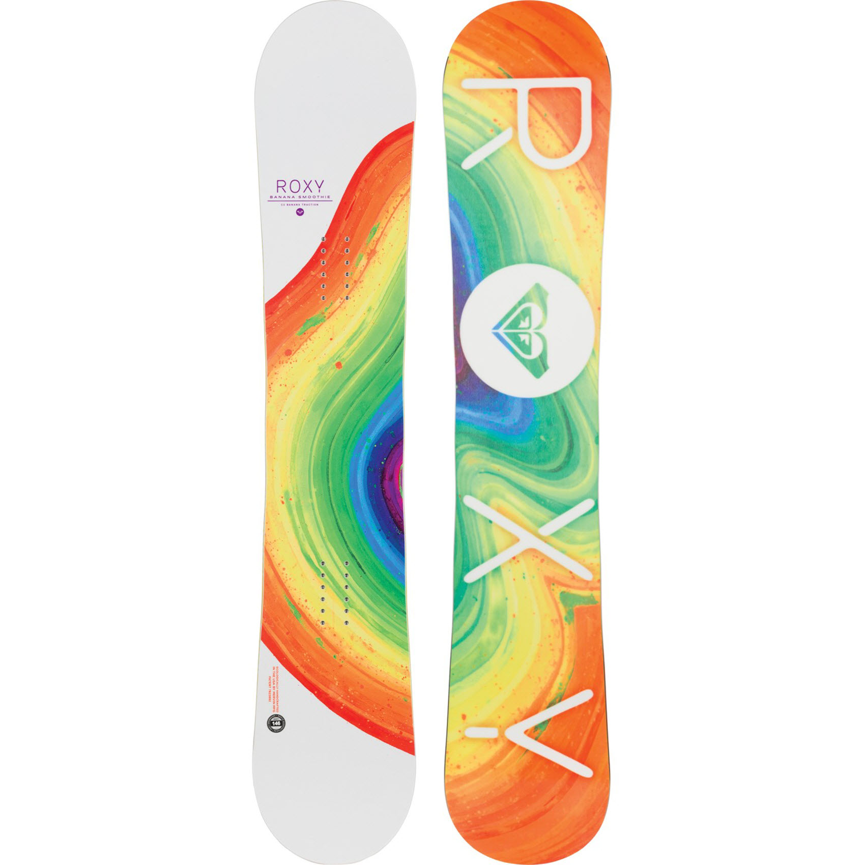 Roxy Banana Smoothie 2015 Womens Snowboard