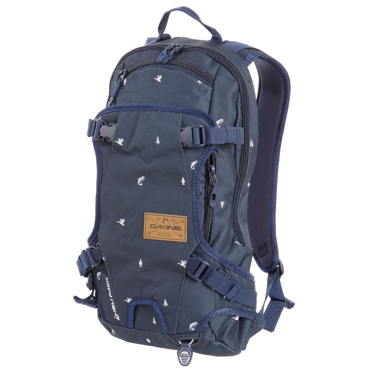 Dakine Heli Pack 11L Backpack New 2015 Snowboard Ski Rucksack ...