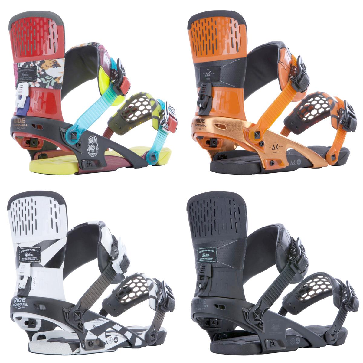 Ride Snowboard Bindings
