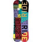 Ride Lil' Buck Kids Snowboard 2015