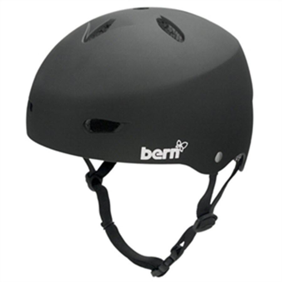helmet hat skate bike bern brighton hard womens eps skateboarding
