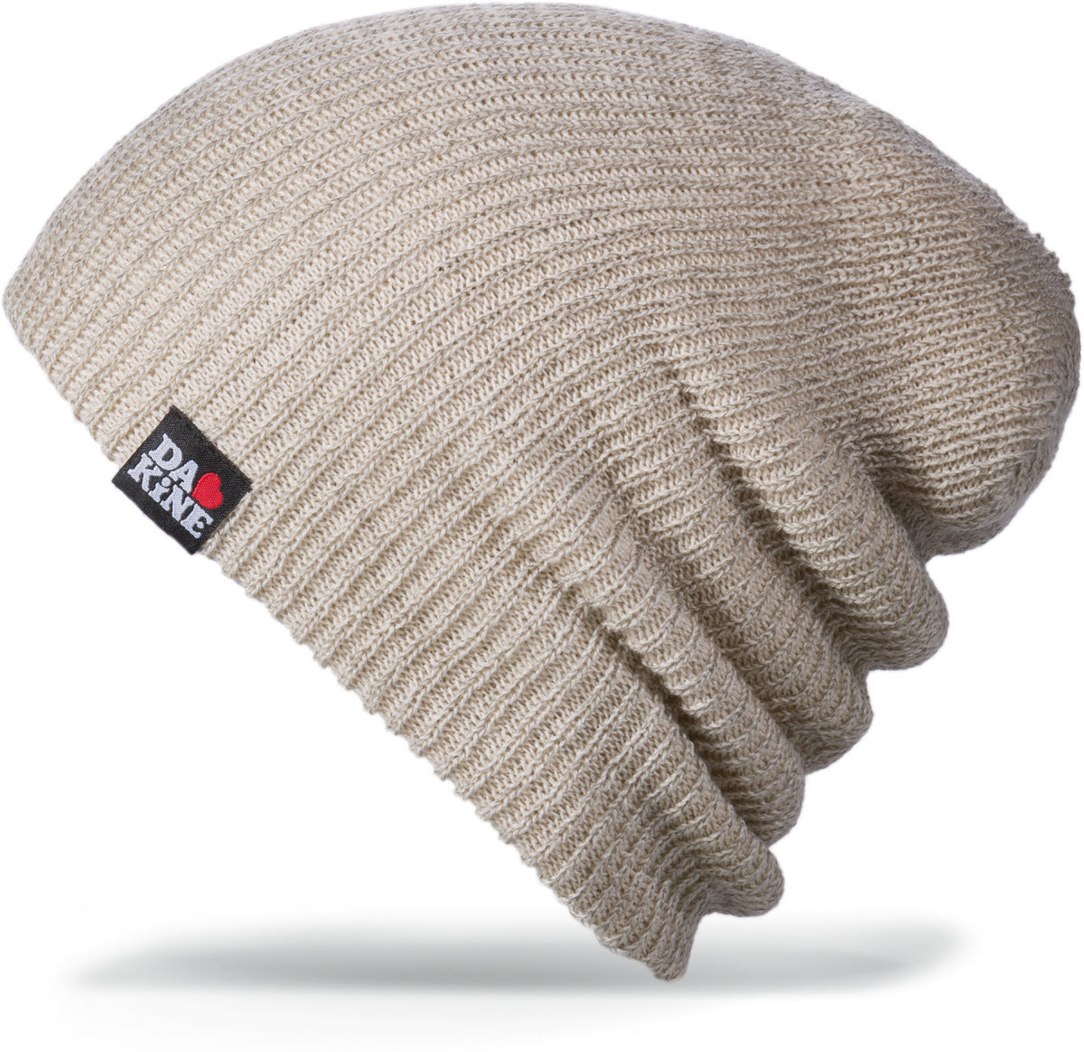 Product image of Dakine Womens Morgab Winter Beanie Hat Ivory Mix