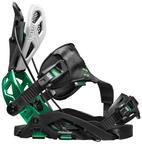 Flow Fuse GT Hybrid Snowboard Bindings 2015 Black Green