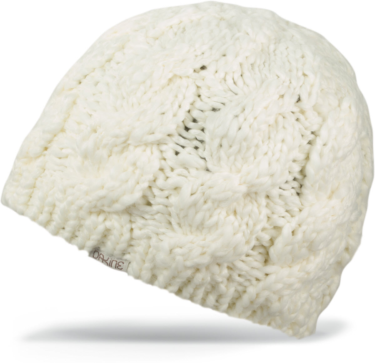 Product image of Dakine Vine Womens Beanie Hat in Ivory