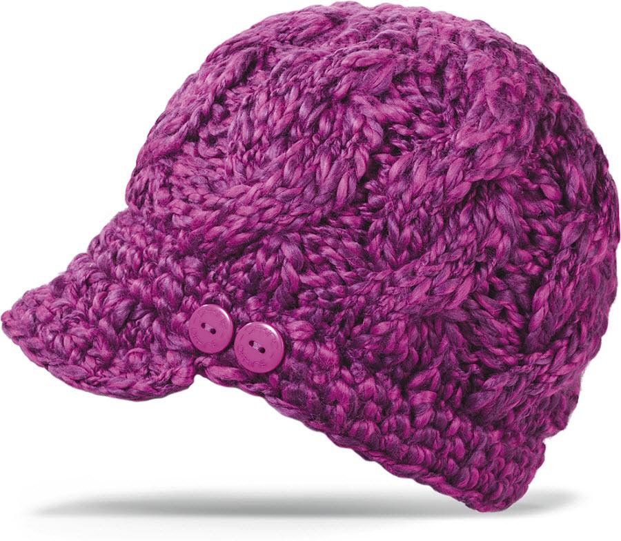Product image of Dakine Remix Womens Beanie Hat Dark Purple