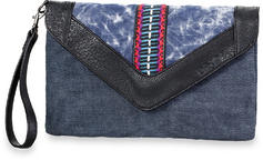 Dakine Carina Womens Clutch bag Purse Indigo 2015