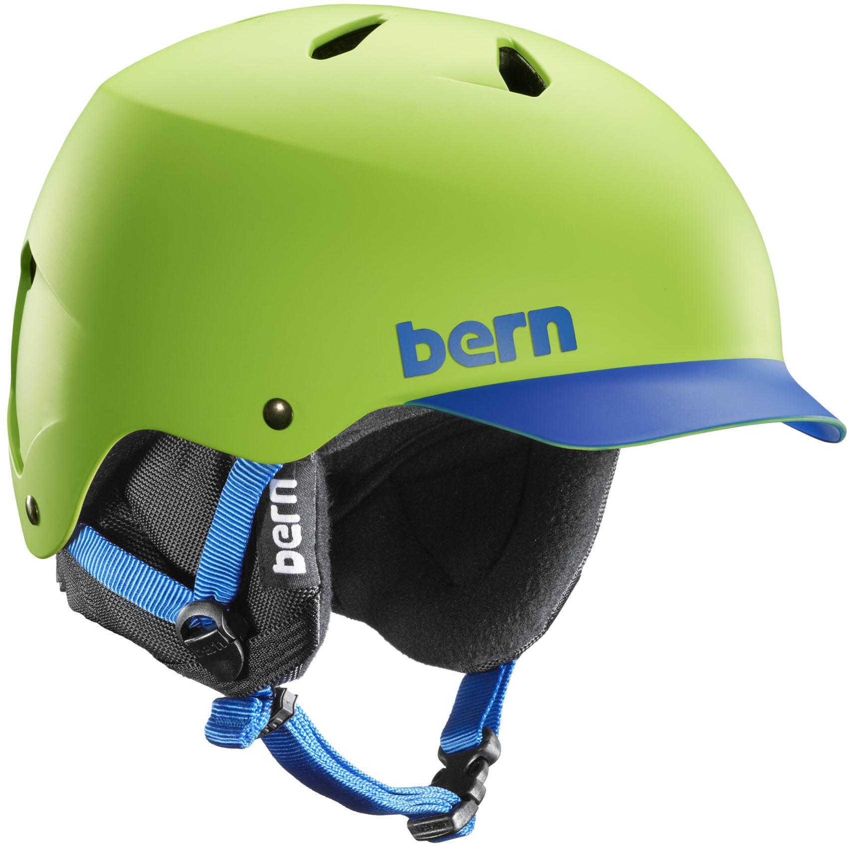 Bern Watts EPS Snowboard Ski Helmet 2015
