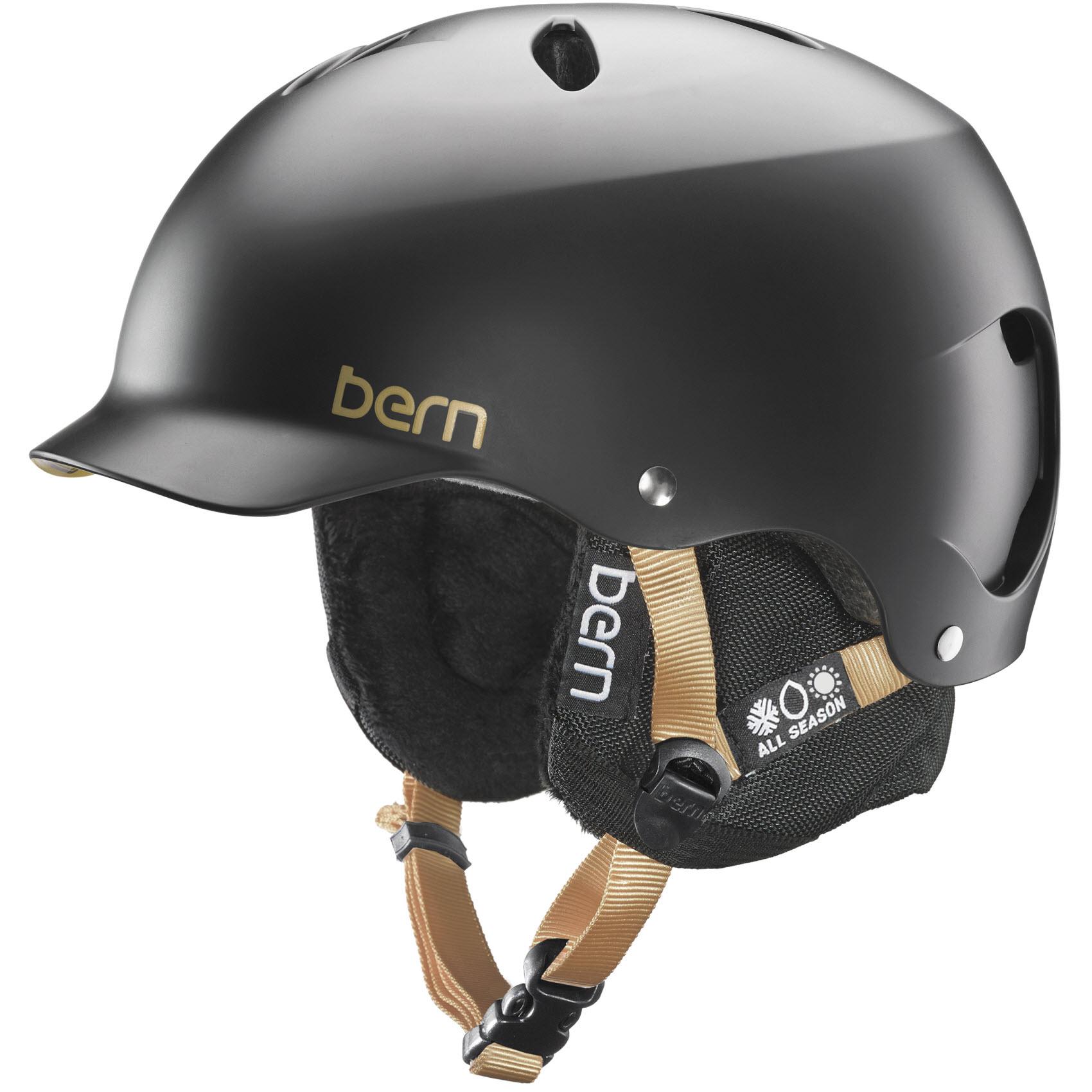 Bern Lenox EPS Womens Snowboard Ski Helmet 2015