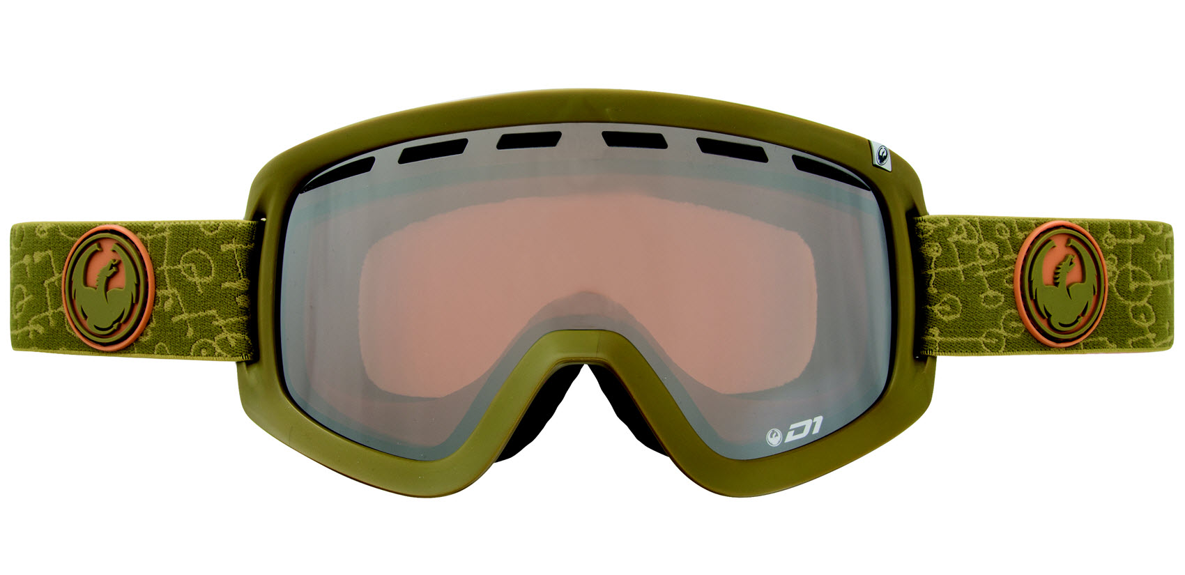 Product image of Dragon D1 Goggles Ex Display