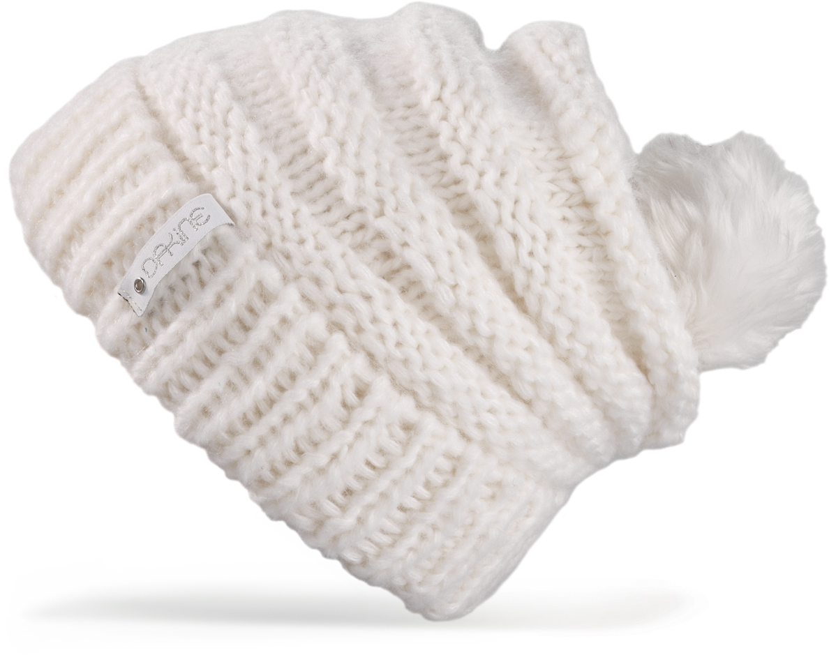 Product image of Dakine Scruntch Winter Beanie Hat Womens Ivory