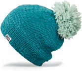 Dakine Alex Womens Beanie Hat Fleece Lined Ocean Depths