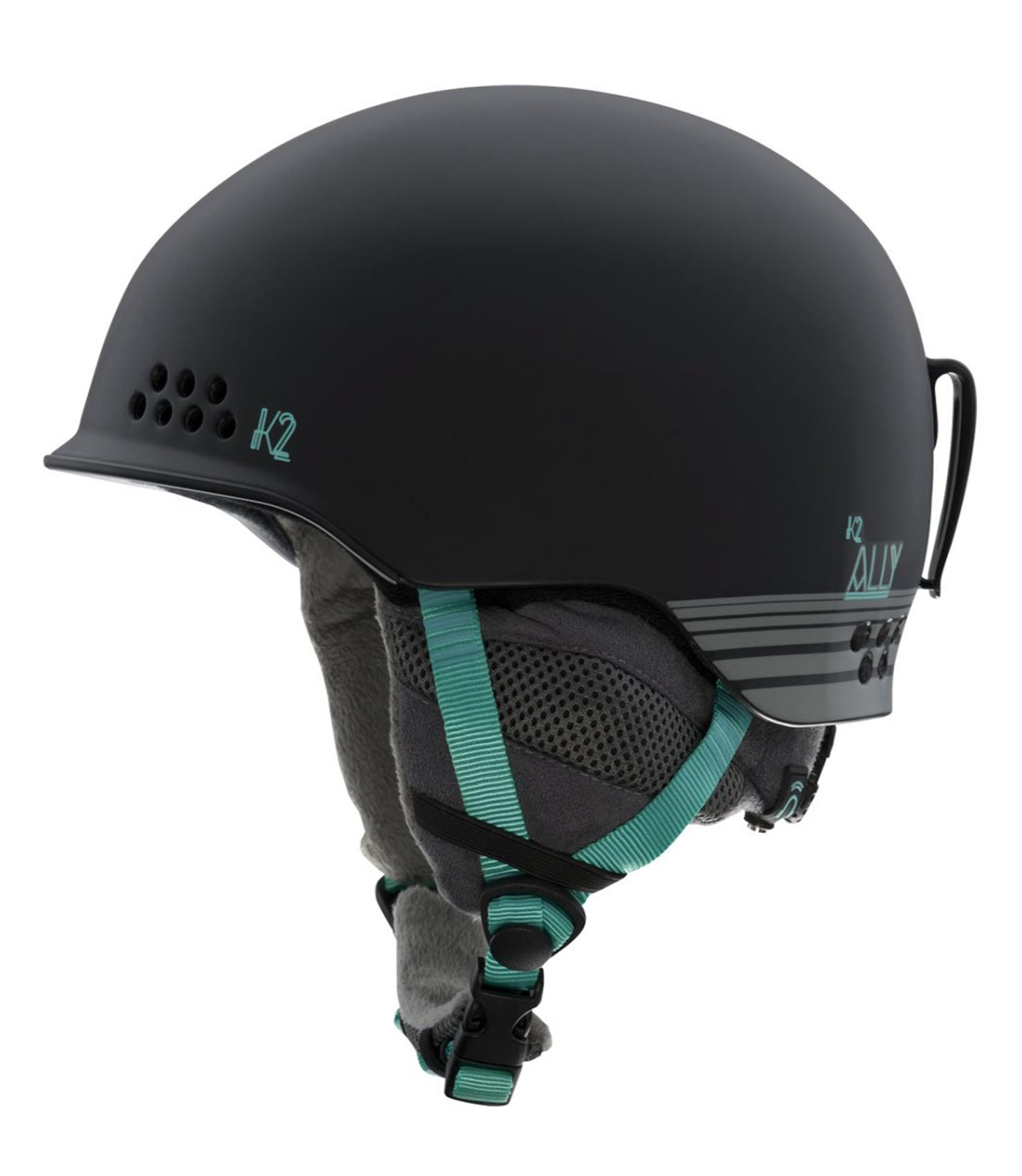 Product image of K2 Womens Ally Pro Snowboard Audio Helmet 2015