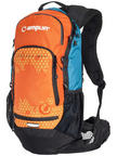 Amplifi Stratos MK 2 Orange Turquoise 2015 23L Snow Back Pack