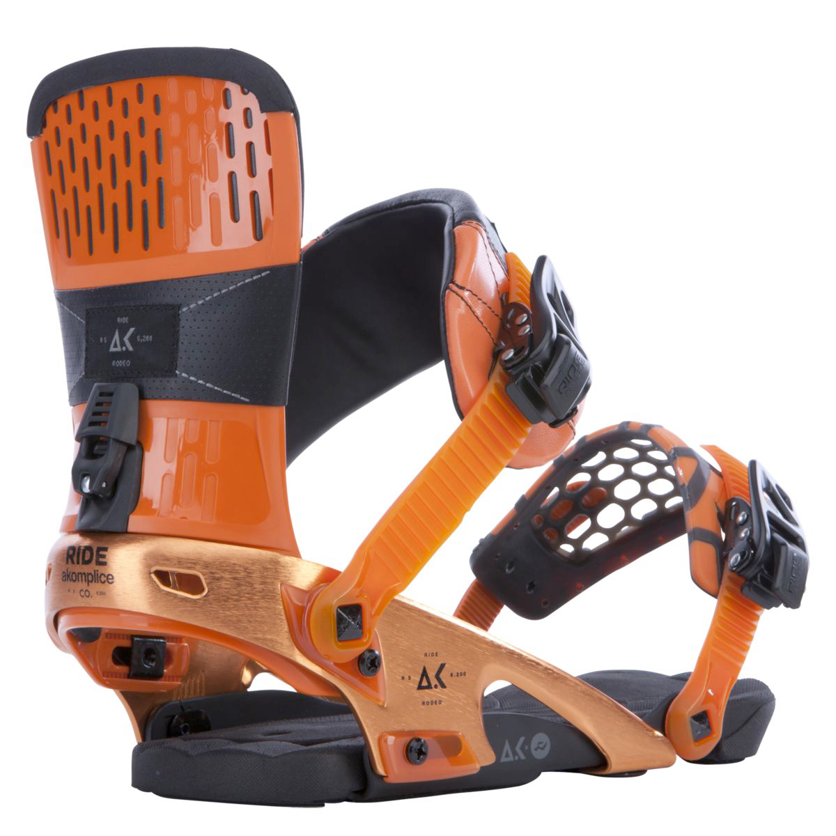 Ride Snowboard Bindings