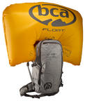 K2 Backside Float 15 Backpack 2015 in Silver
