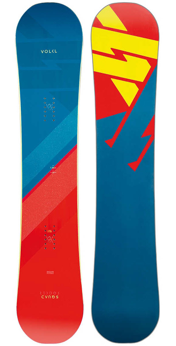 Volkl Squad Rocker Snowboard 2015 158 review