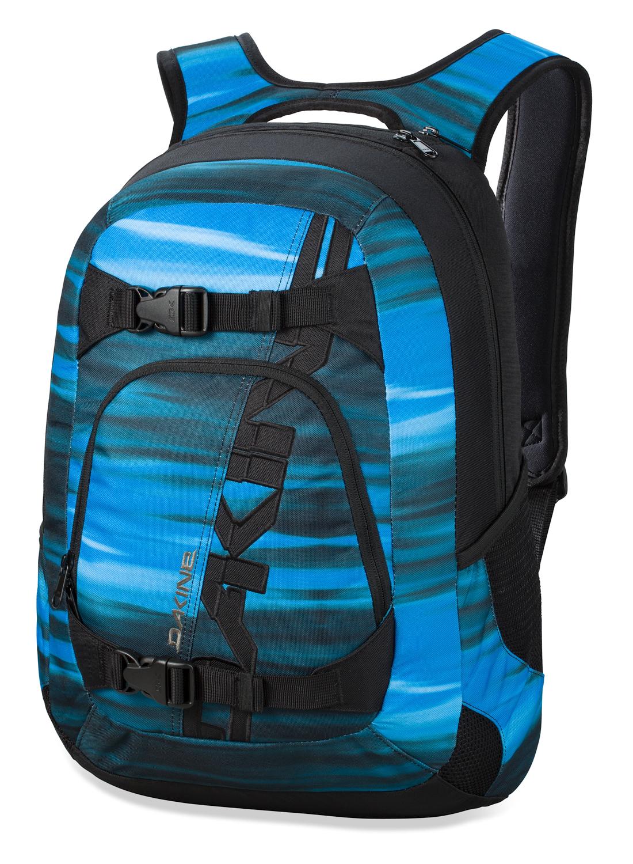 dakine explorer 26 l sac dos skate sac dos sac d 39 ordinateur portable 8130050 ebay. Black Bedroom Furniture Sets. Home Design Ideas