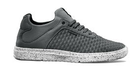 Vans LXV1 Prime  Skate Shoes 2014 Woven Grey Black