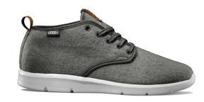 Vans Style 25  Skate Shoes 2014 Charcoal Dawn Dress Blue White
