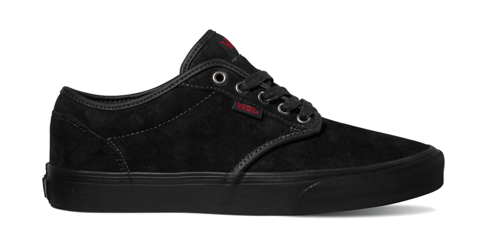 Vans Atwood Mens Skate Shoes Trainers 2014 (MTE) Mountain Edition ...