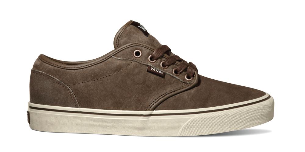7e291235e2 Vans MN ATWOOD MTE - Sneakers basse - black winter moss - Zalando.it