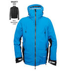 686 GLCR Smarty Serac 2.5 Ply Jacket 2015 in Blue