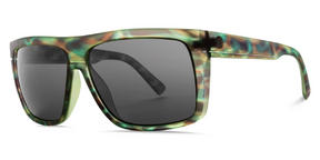 Electric Black Top Sunglasses 2015 Mason Tiger with Grey