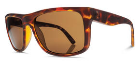 Electric Swingarm Sunglasses 2015 Matte Tortoise Shell with Bronze