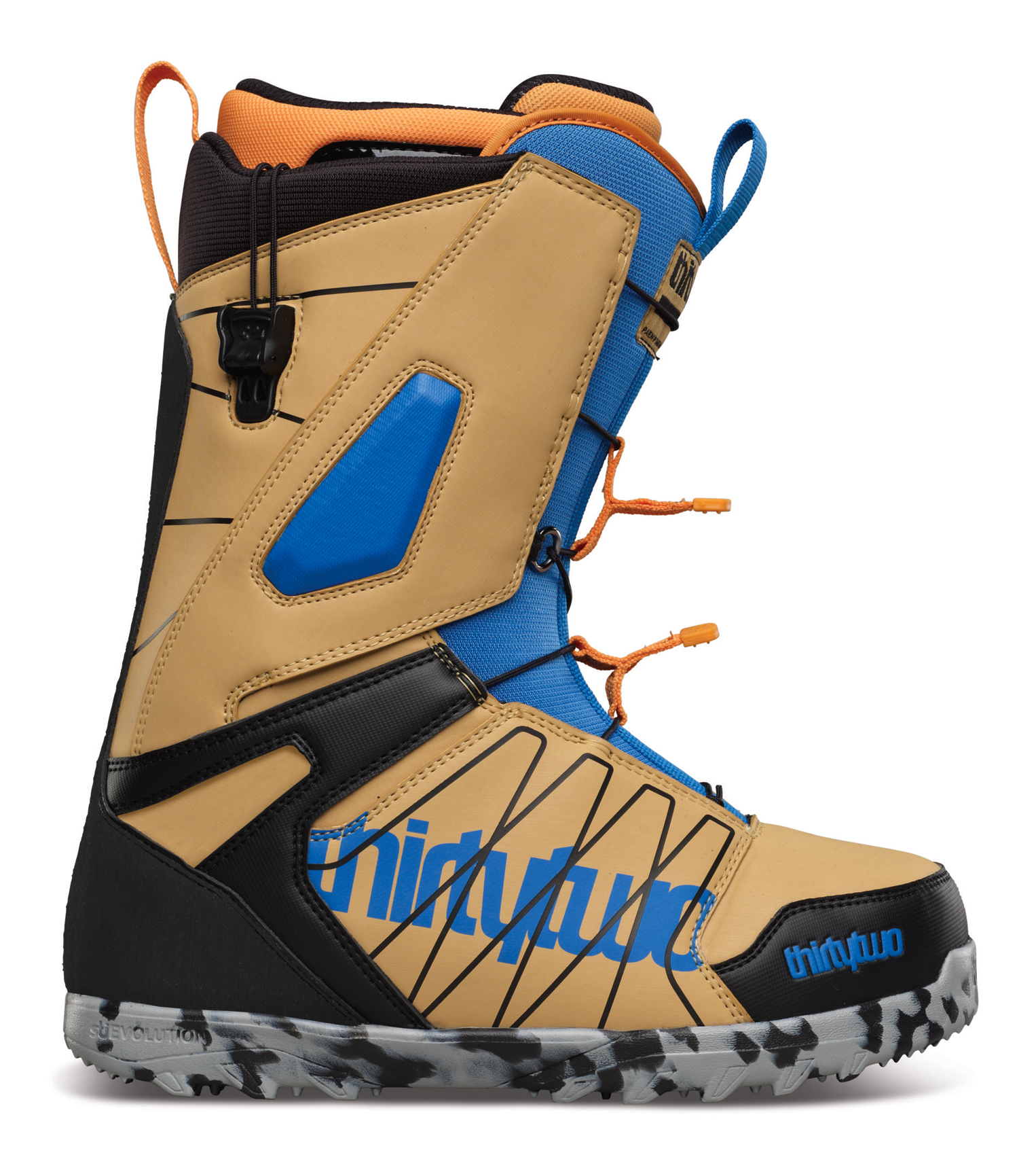 ThirtyTwo 32 Lashed Fast Track Sample Mens Snowboard Boots
