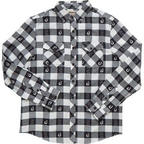 Dakine Up Country Mens Checked Shirt Black Large