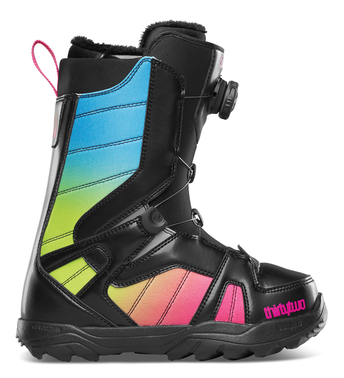 Thirtytwo 32 Sample Womens STW BOA Snowboard Boots UK 4.5
