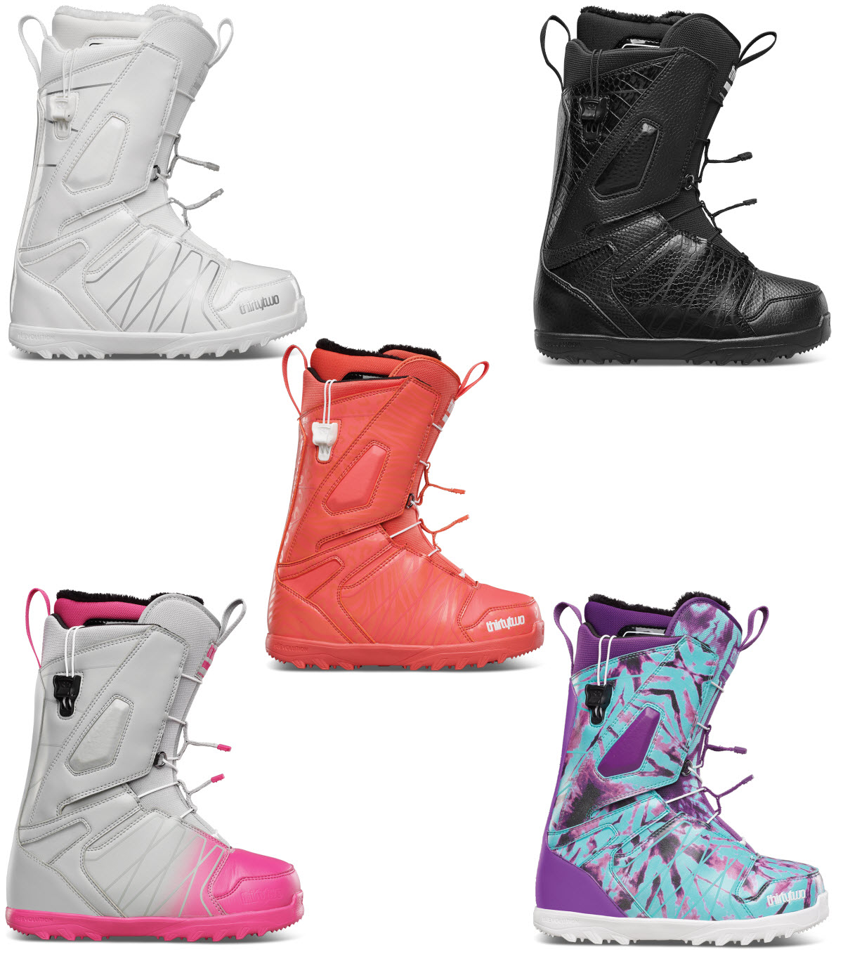 thirtytwo snowboard boots womens lashed ft fast track
