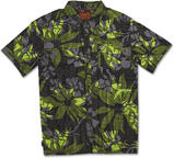 Dakine Slack Key Mens Shirt Army Large