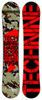 Technine Snowboard T Money 2016 Camo Red T9