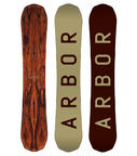Arbor Element Premium Mid Wide Snowboard 2016