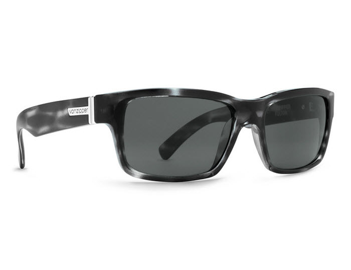 Product image of Von Zipper VZ Fulton Sunglasses in Shadow Tort with Grey Gradient Lens