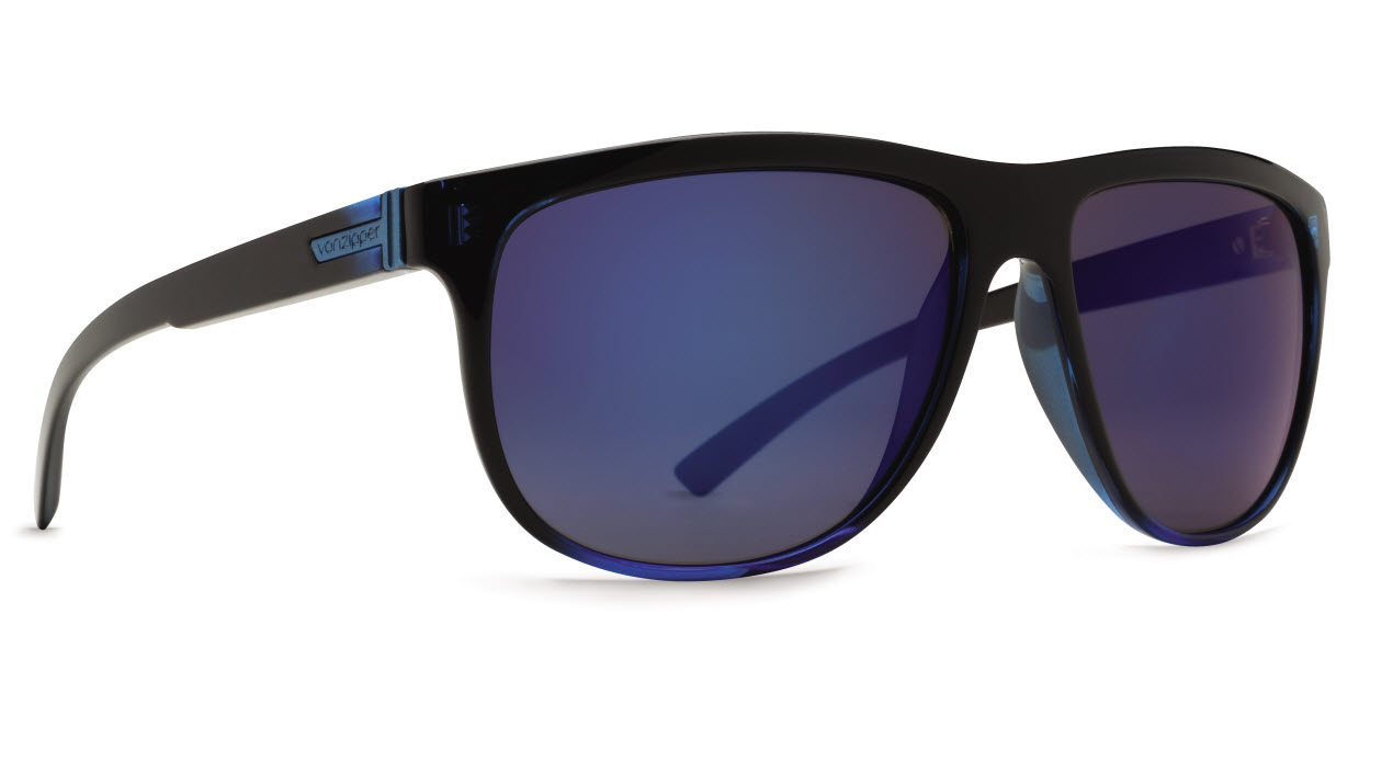 Product image of Von Zipper Cletus Sunglasses Mindglo Blue with Astro Glow Lens