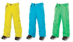 686 Mannual Ridge Boys Snowboard Pants 2014