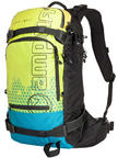 Amplifi Backpack - Apex MK 2 Rescue Lime Fade 27L - Rucksack Snowboard 2015