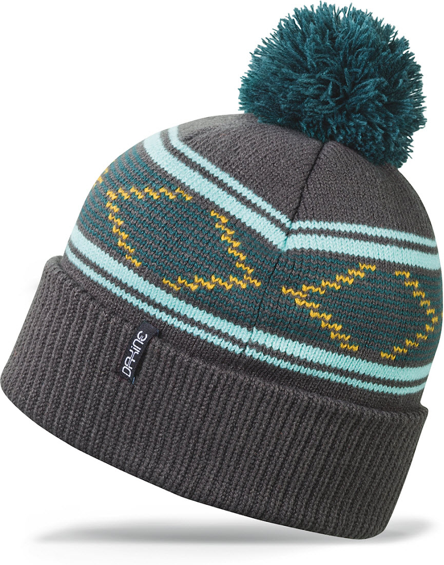 Product image of Dakine Rowe Womens Beanie Hat Charcoal