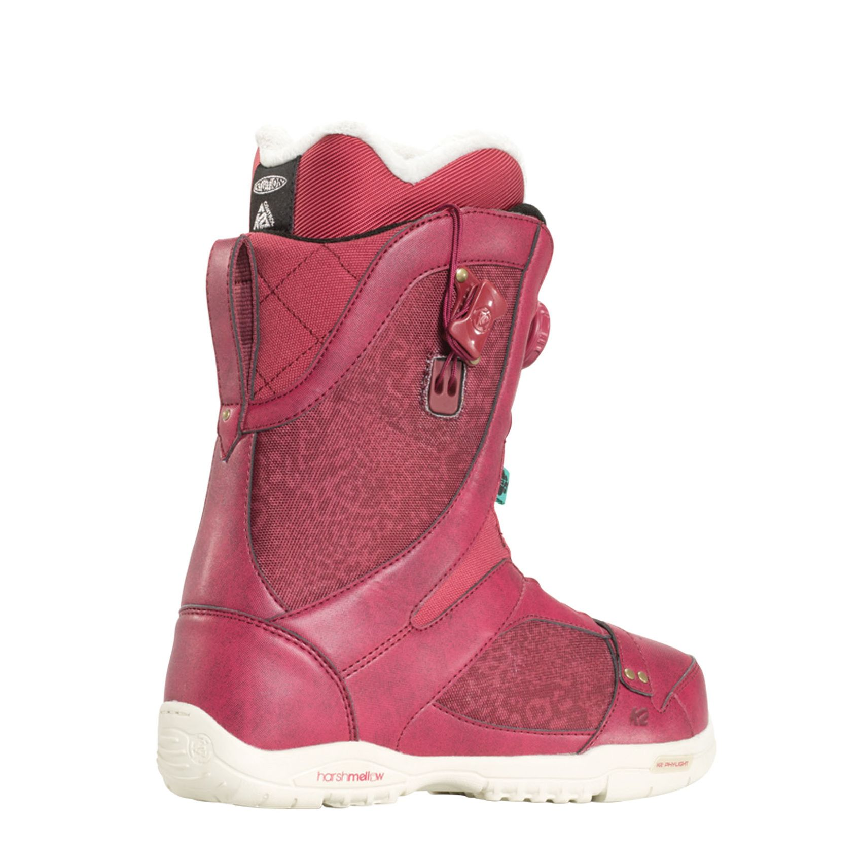 k2 womens snowboard boots sapera boa all