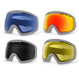 VON ZIPPER Feenom NLS Goggles Replacement Lens