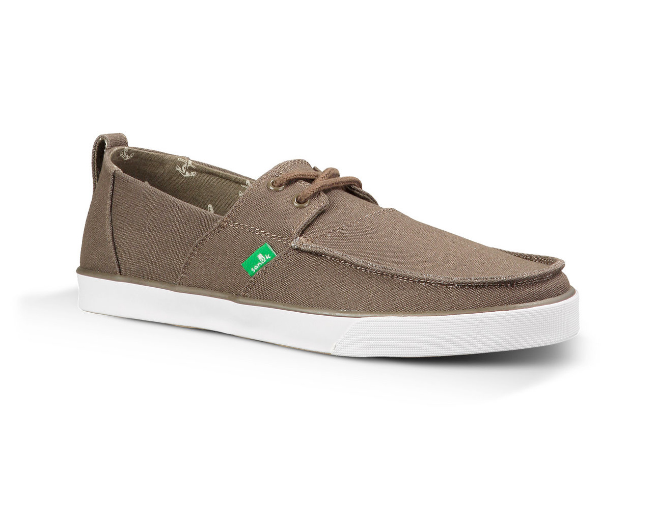Sanuk Slip On Boat Shoes