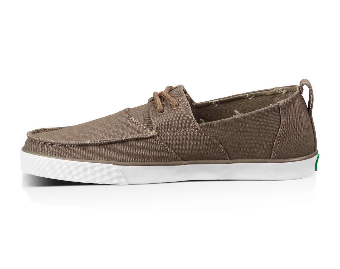 sanuk shoes offshore boat shoe slip on deck ebay