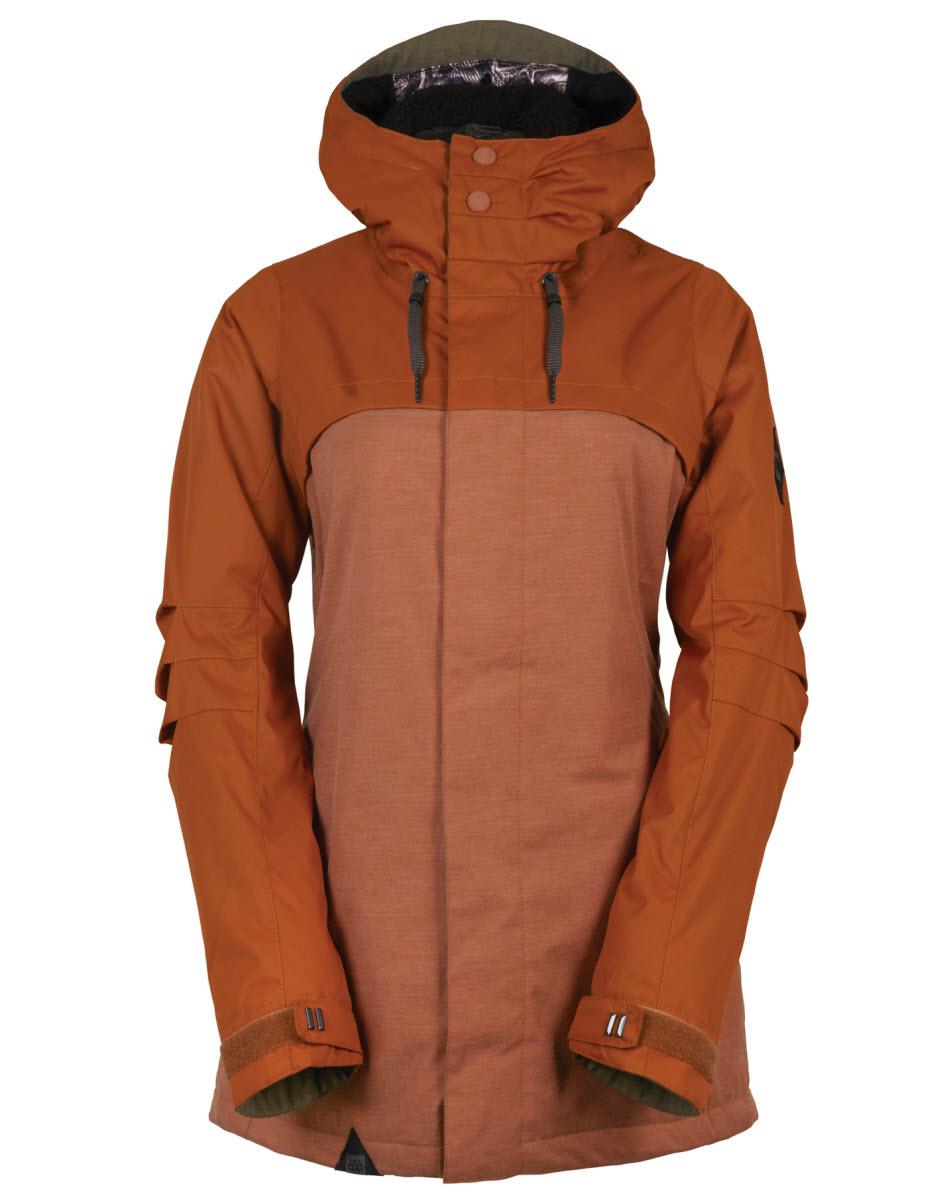 686 womens snowboarding jackets