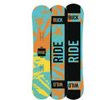 Ride Lil Buck Kids Snowboard 2016