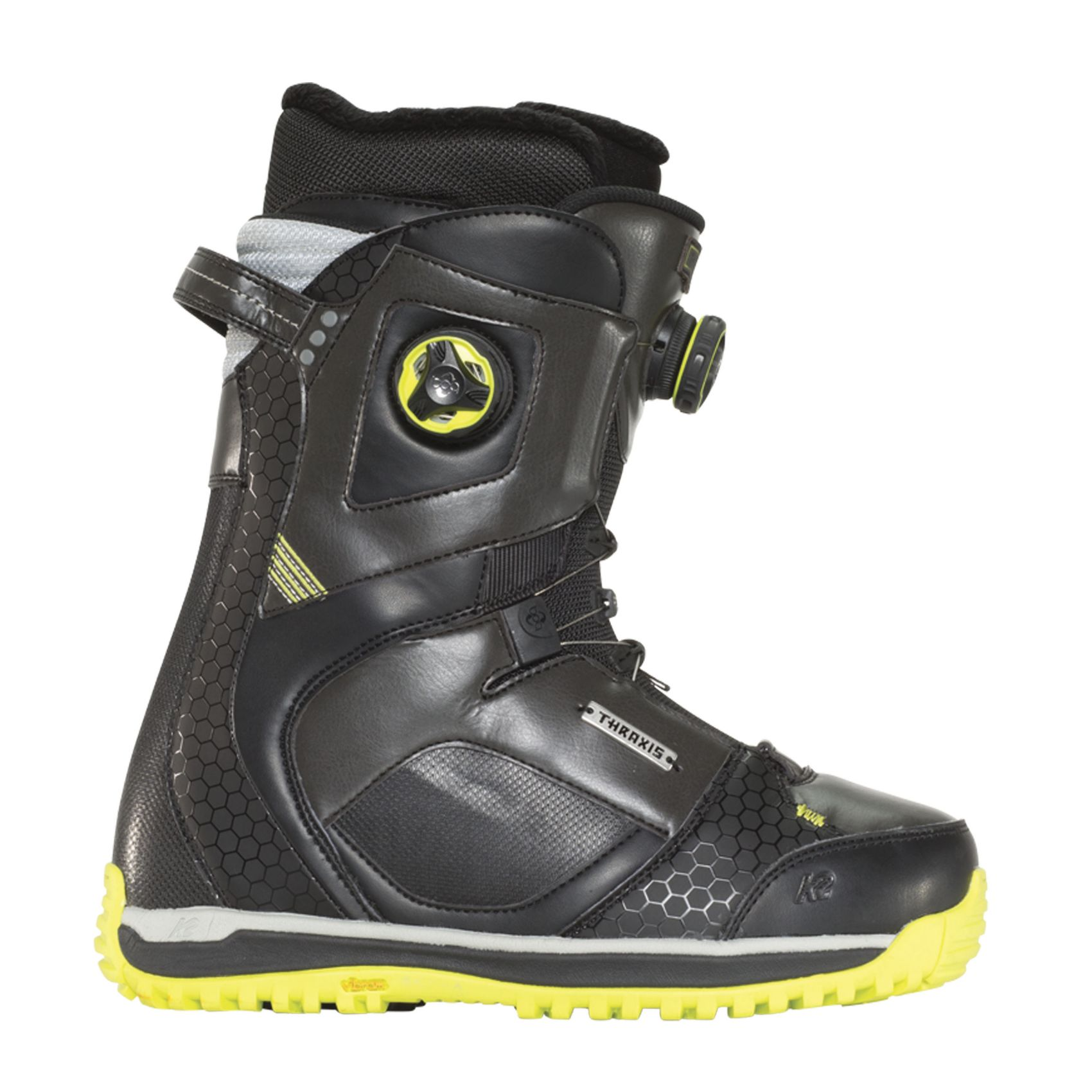 k2 snowboard boots thraxis triple boa stiff freeride responsive 2017 ebay. Black Bedroom Furniture Sets. Home Design Ideas