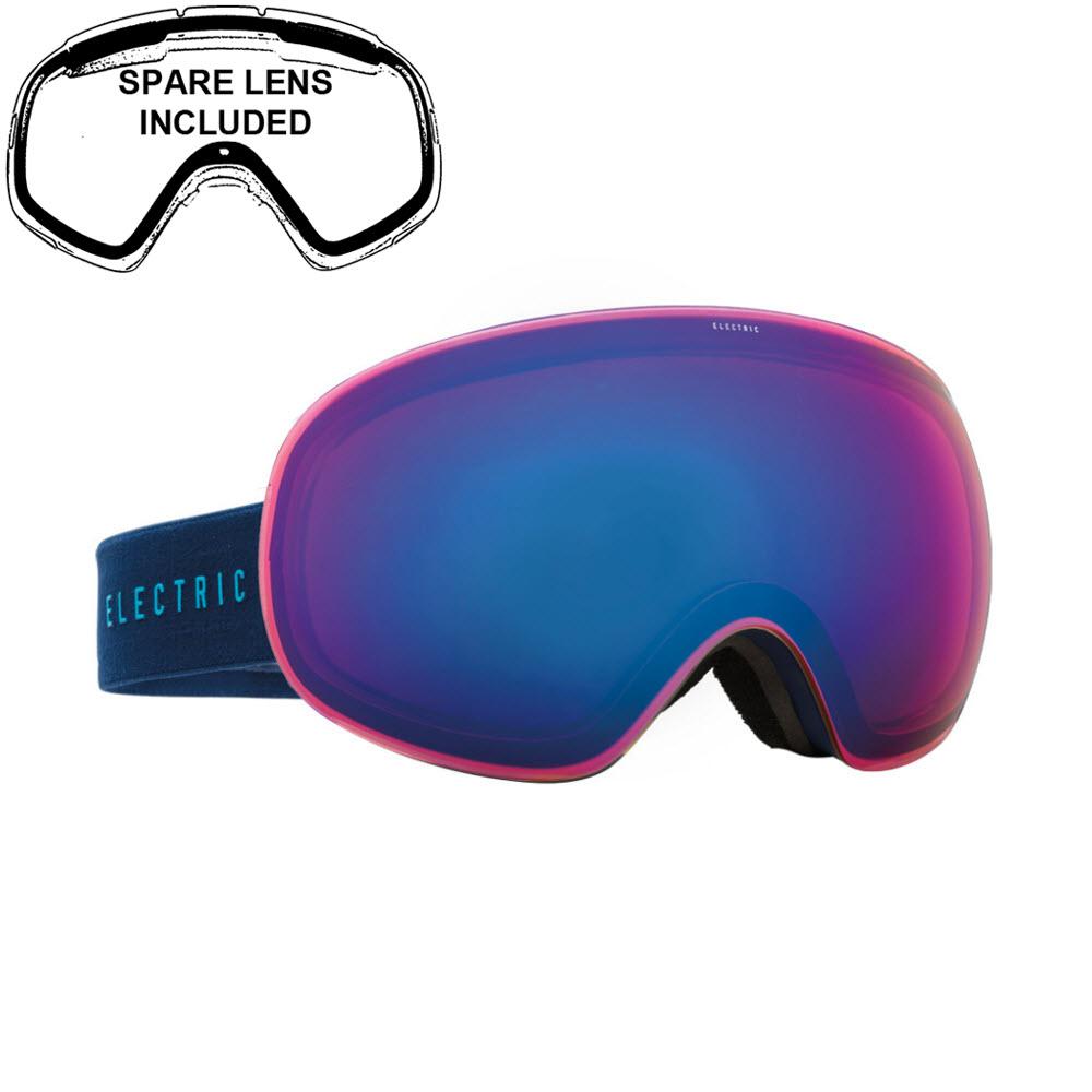 359b1c4fc2f Electric EG3 Snowboard Ski Goggles 2016 Interchangable Lens ...