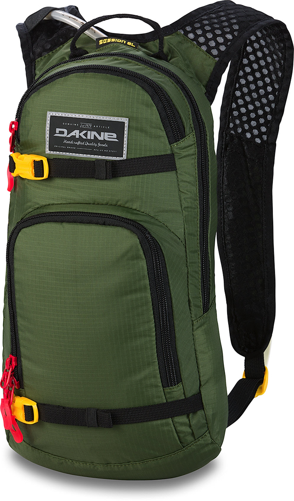 Dakine Bike Backpack - Session 8L - Hydration Reservoir, Mountain ...
