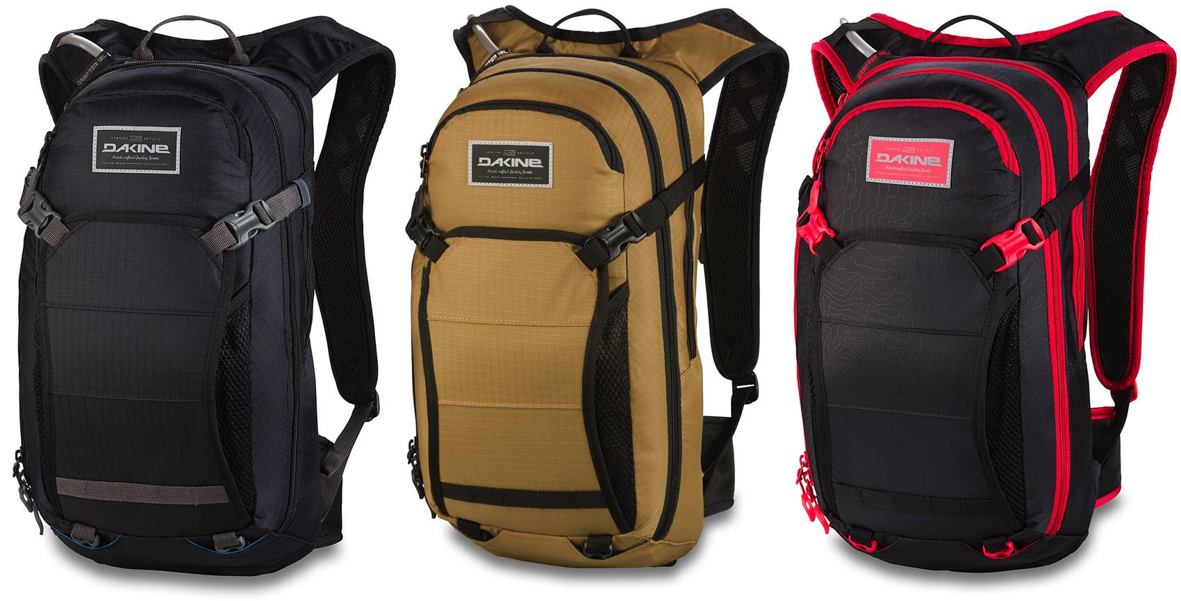 Dakine Bike Backpack - Drafter 12L